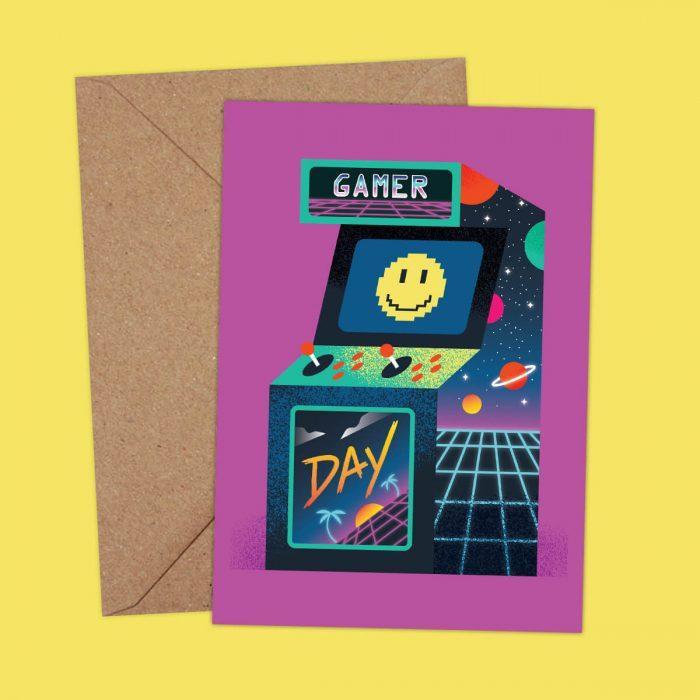 fine_art_gamer_postcard_salmorejostudio