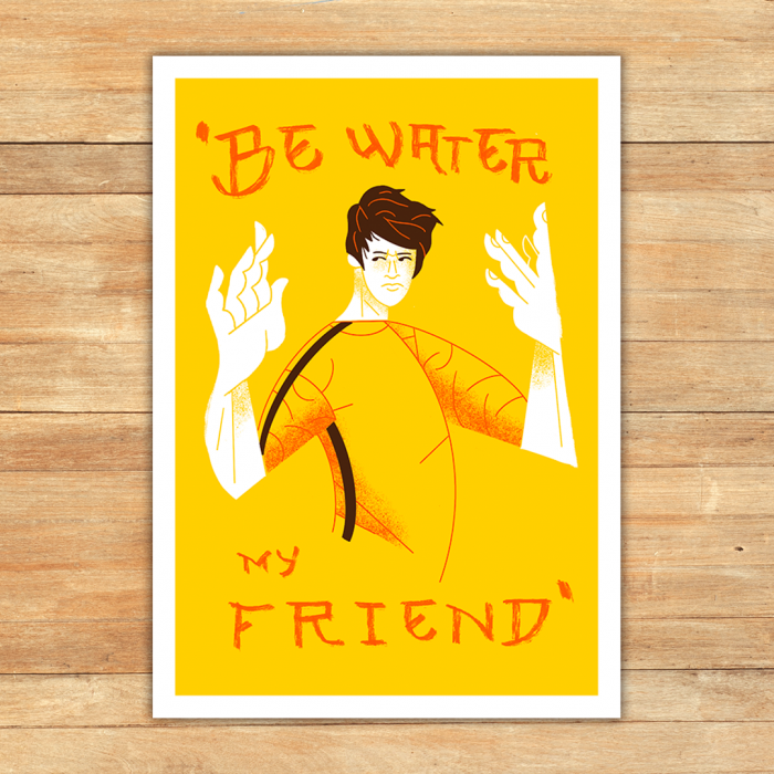 BRUCE_LEE_BE_WATER_poster