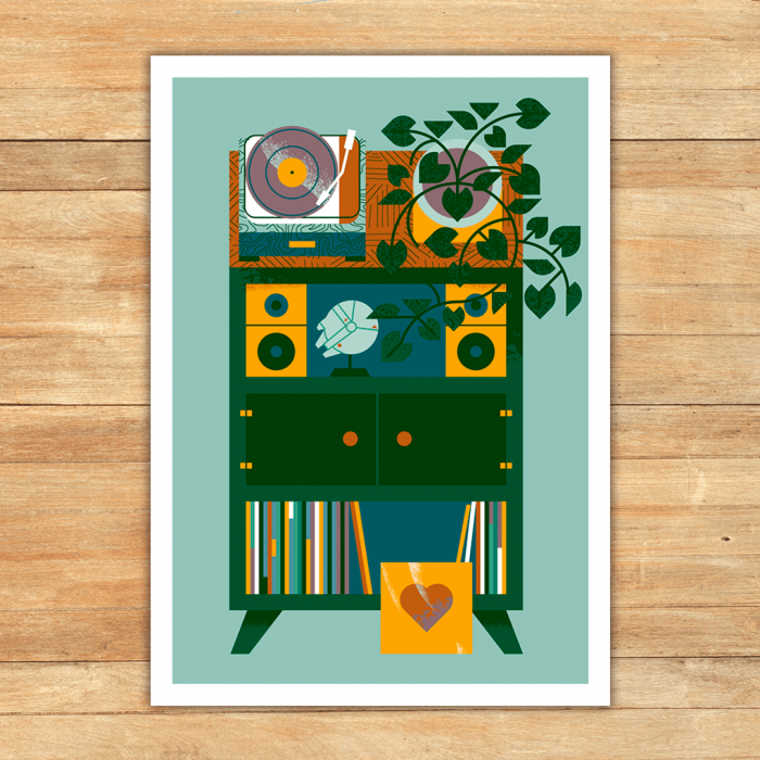 turntable_plants_print_inlove